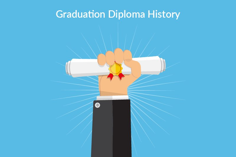 Graduation Diploma History