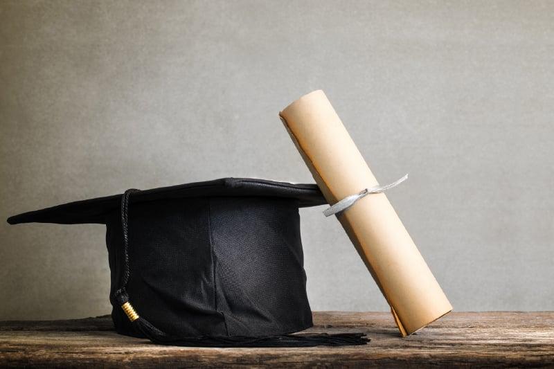 Graduation Cap Details