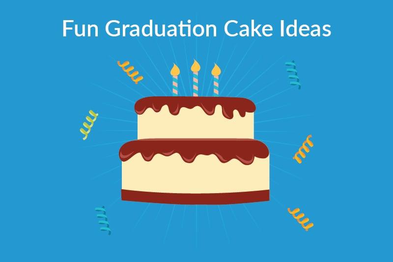 Fun Graduation Cake Ideas Graduationsource