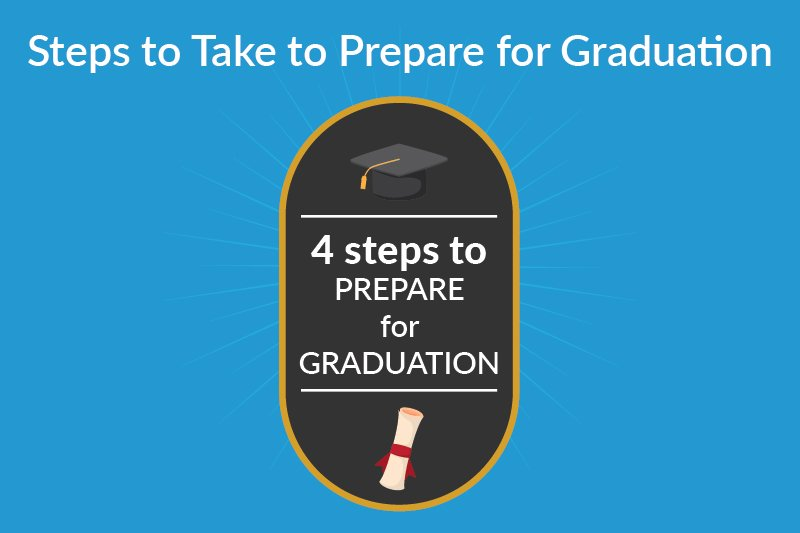 steps to take to prepare for graduation