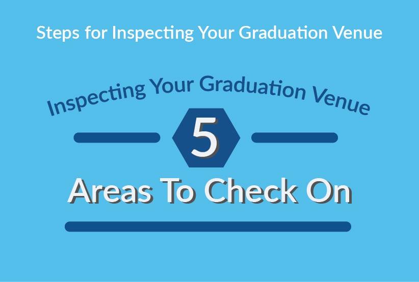 Inspecting Your Graduation Venue 0