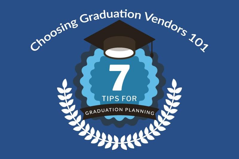 graduation planning - graduation vendor