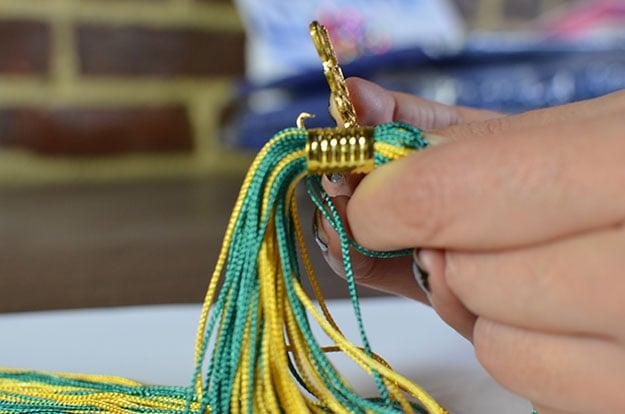 graduation tassels