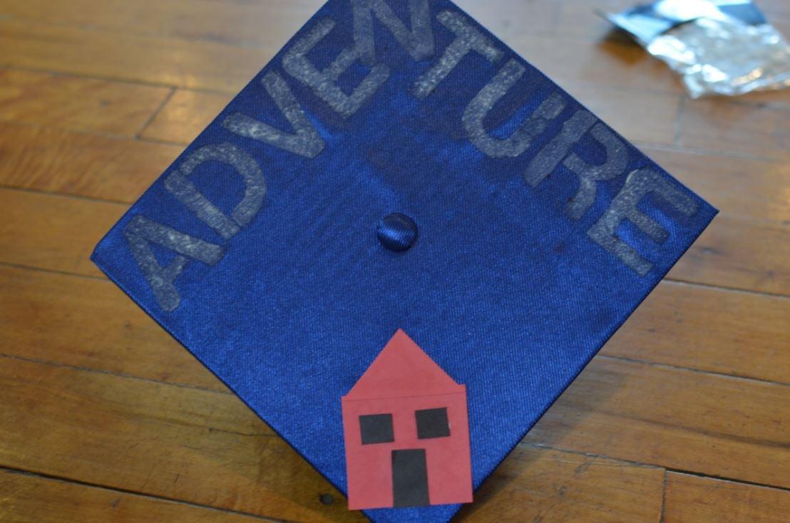 Graduation Cap Design 9