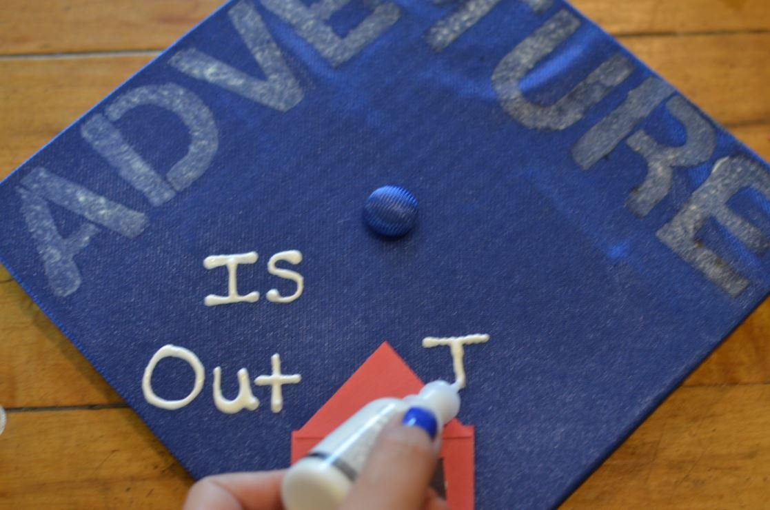 Graduation Cap Design 10
