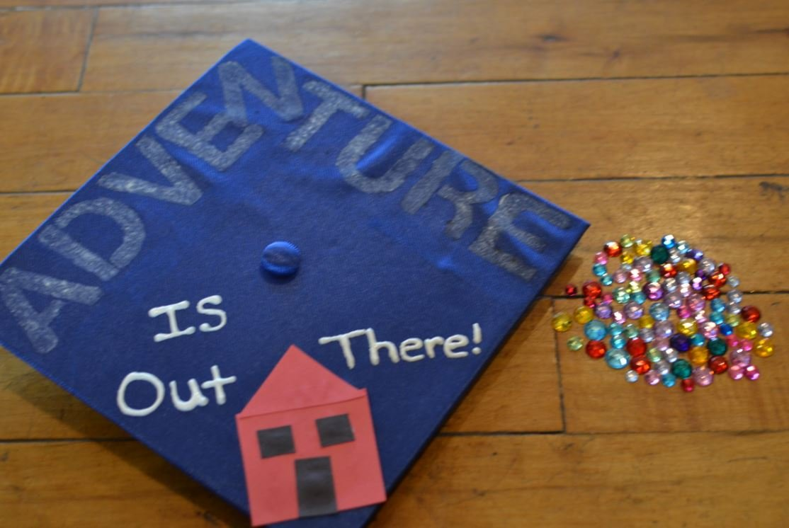 Graduation Cap Design 12