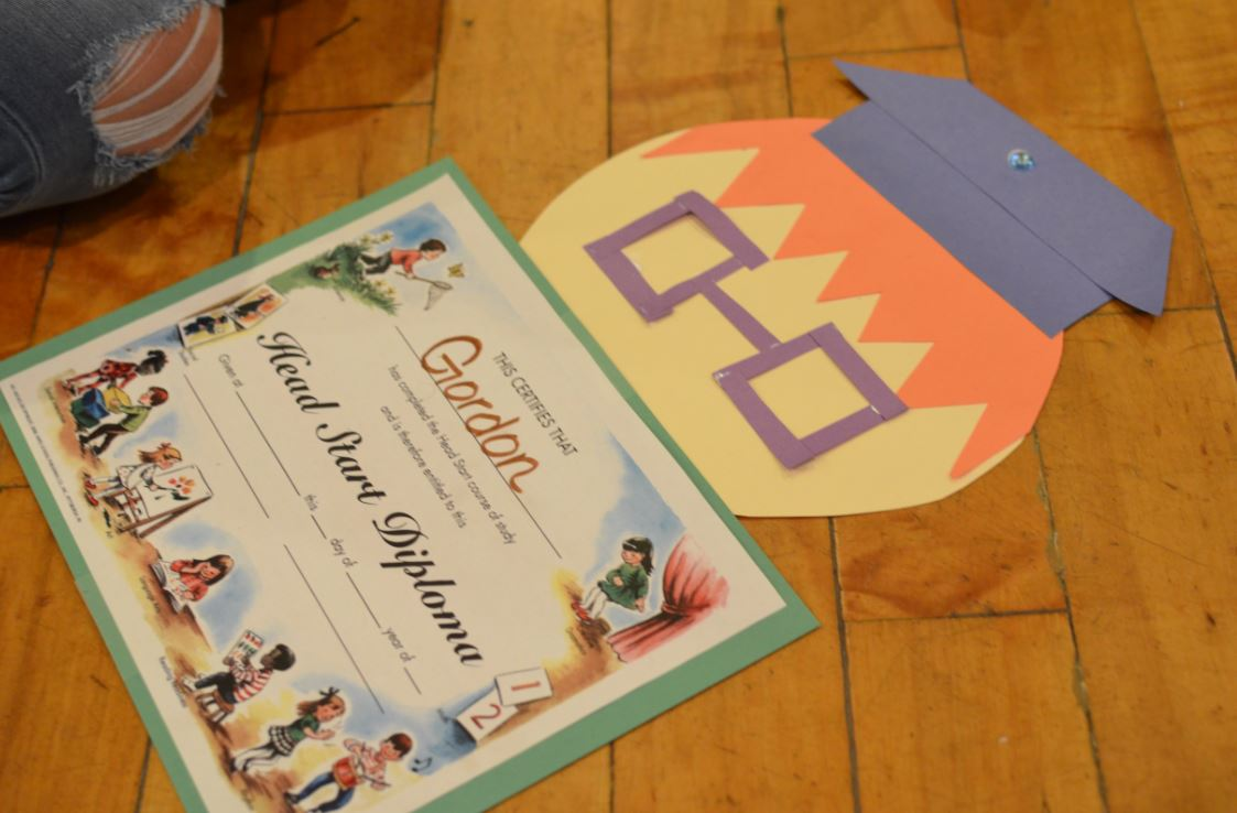 Attention teachers! DIY Child Diploma Activity 25