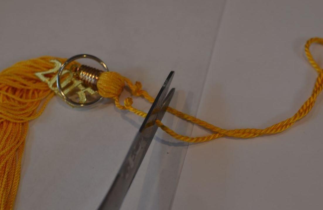 Graduation Tassel Key-chain