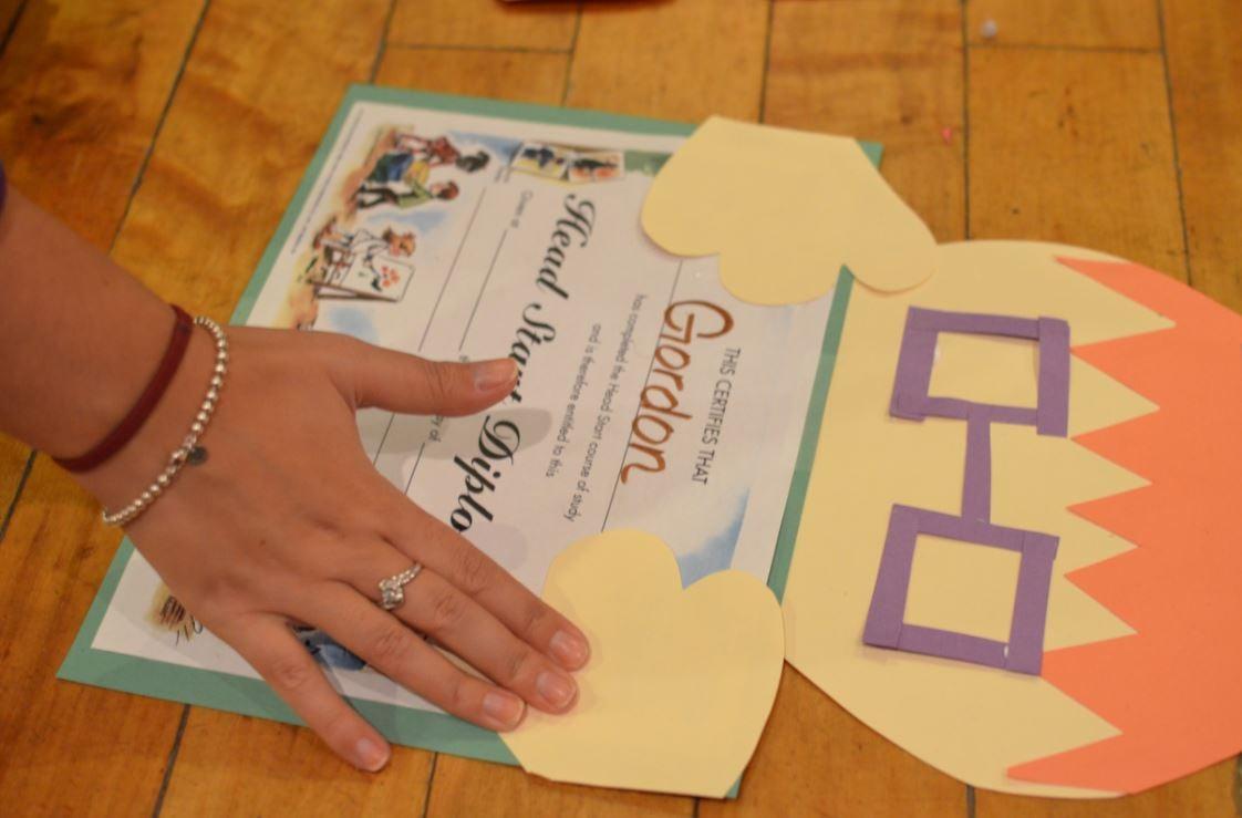 Attention teachers! DIY Child Diploma Activity 31