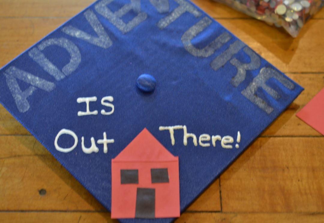 Graduation Cap Design 11