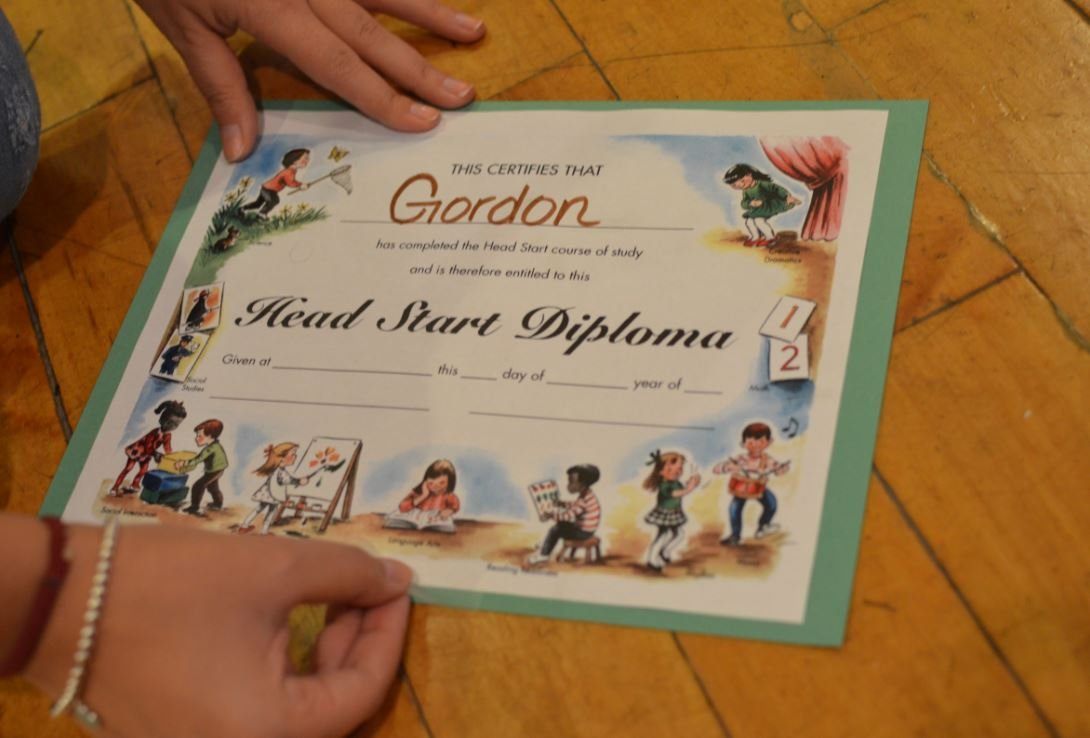 Attention teachers! DIY Child Diploma Activity 19