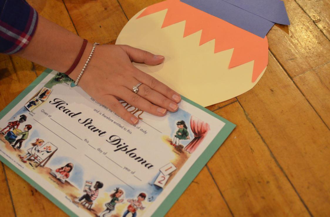 Attention teachers! DIY Child Diploma Activity 21