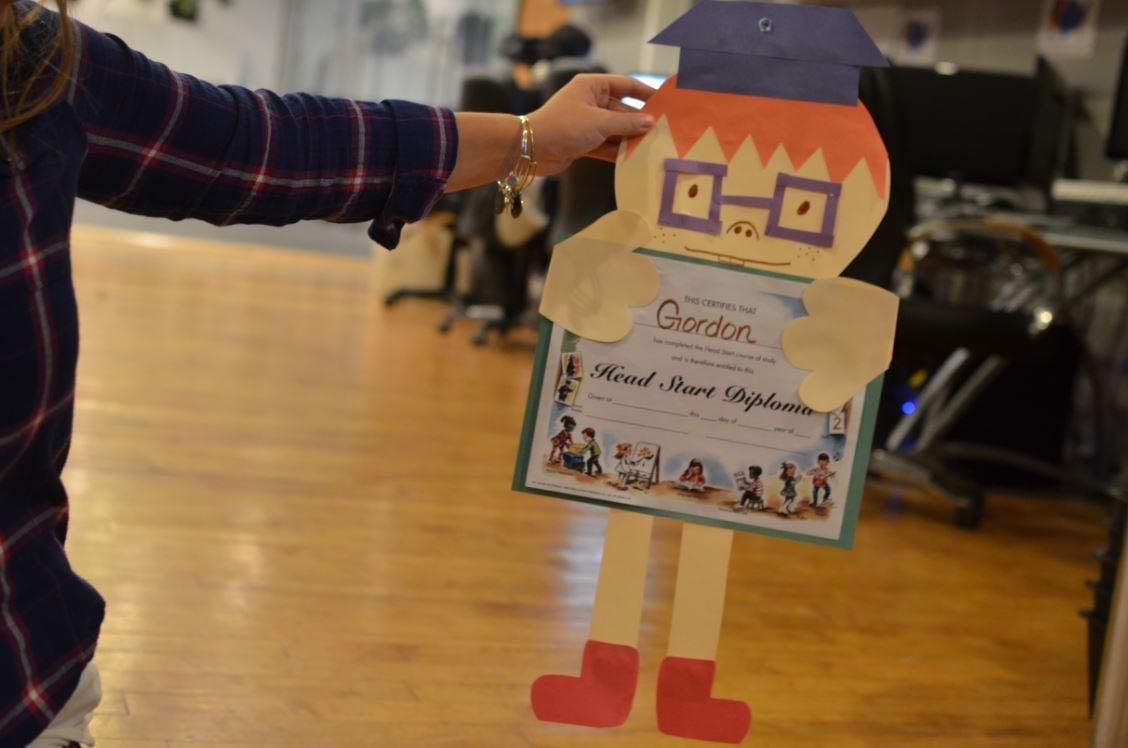 Attention teachers! DIY Child Diploma Activity 34