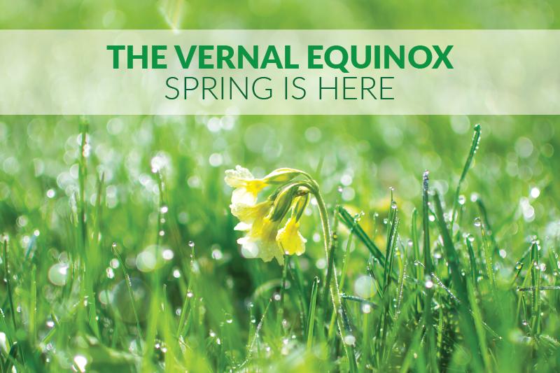 the vernal equinox
