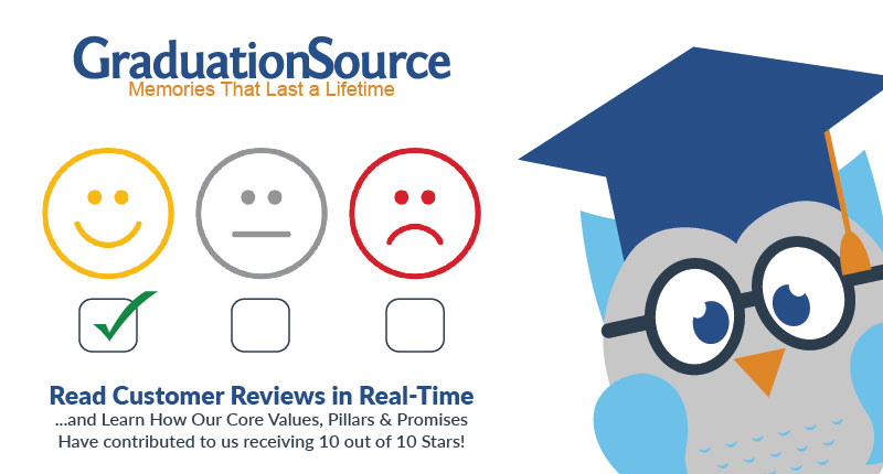 graduationsource customer reviews