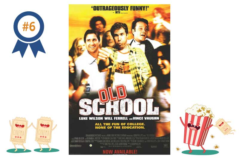 college movies list Campuses where movies were filmed - want to go to the college that inspired animal house true, that could be any colle.