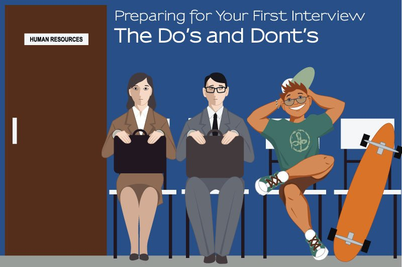 first interview do and dont's