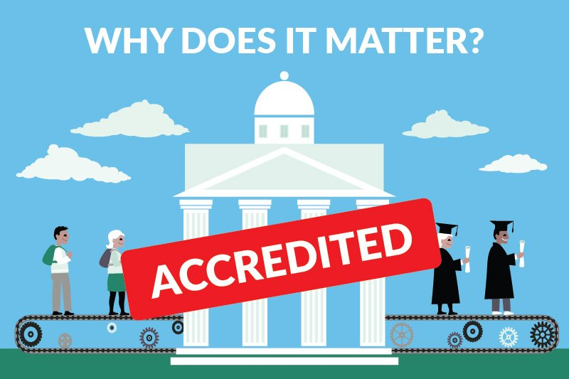 why accredition matters