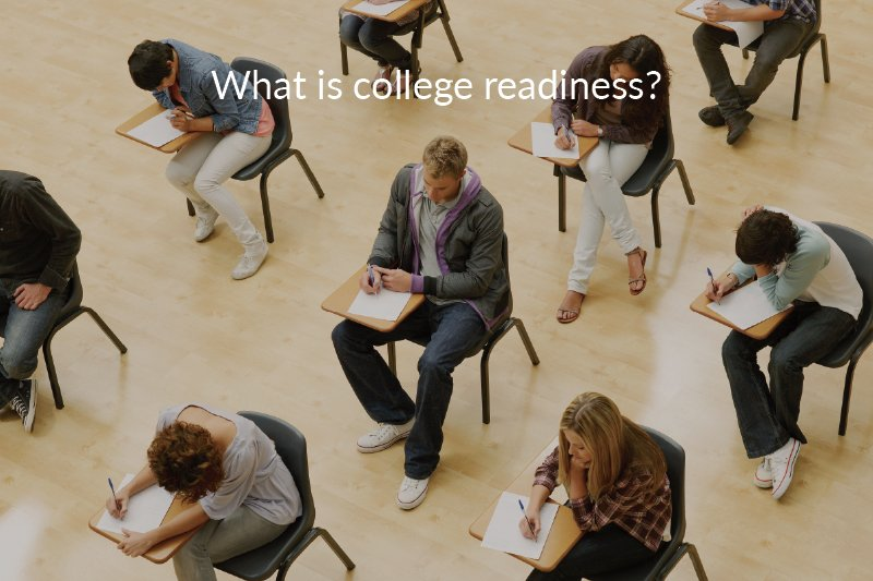 College Readiness Preparation 0