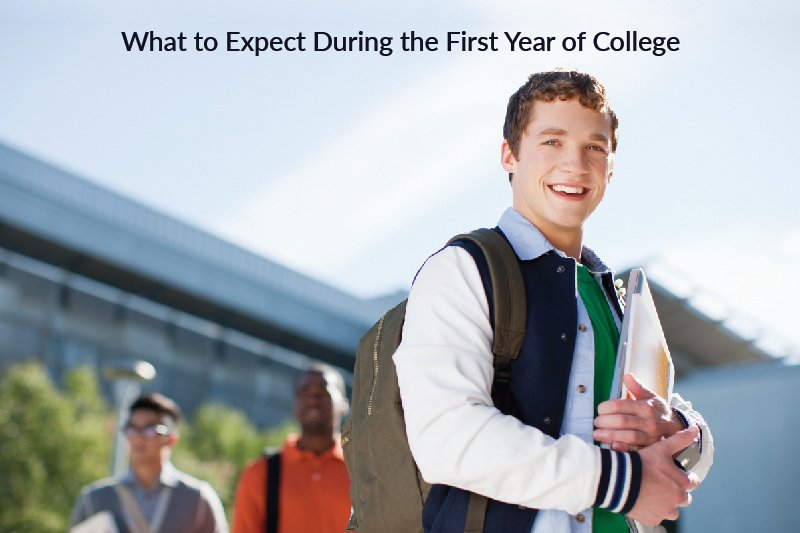 college first year expectations