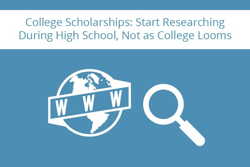 How to Apply for College Scholarships 1