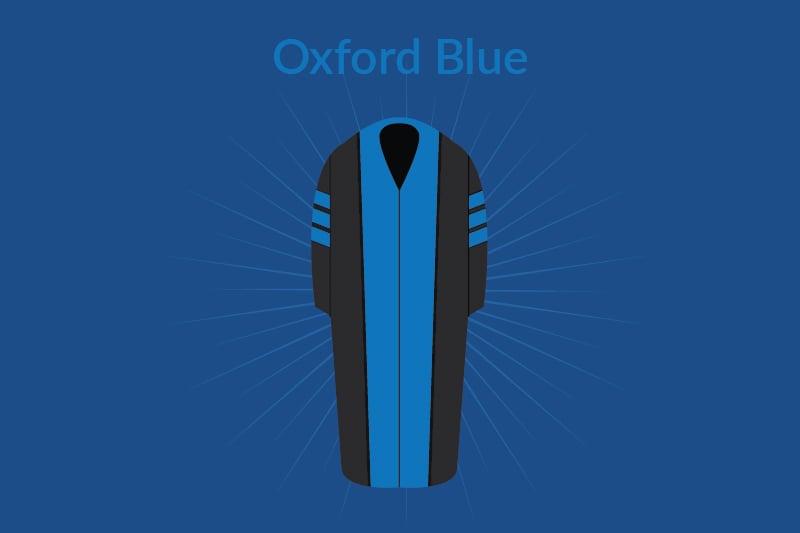 PhD Graduation Gown Colors 2
