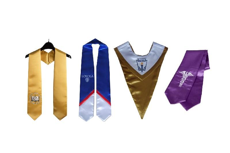 Types of Graduation Stoles