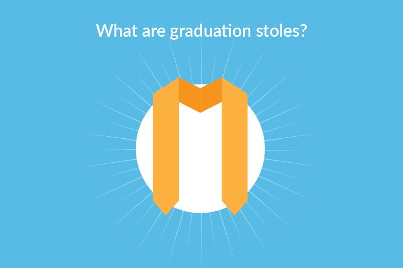 graduation stole history