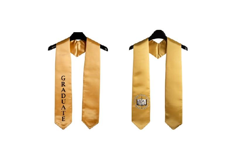 Graduation Stole Types