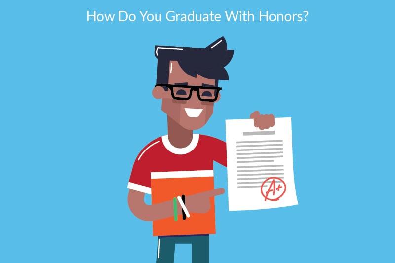 Graduation Honors - High GPA - Great Grades