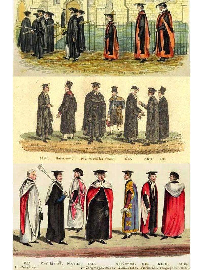 Graduation Caps History 2