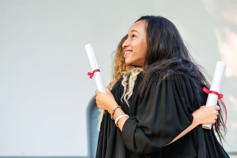 Graduation vs. Commencement Ceremony 1