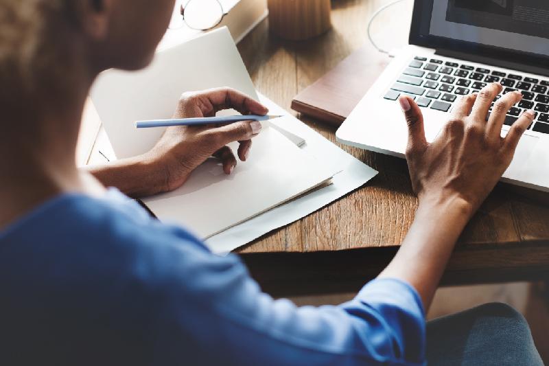 College Graduate Online Portfolio Tips 2