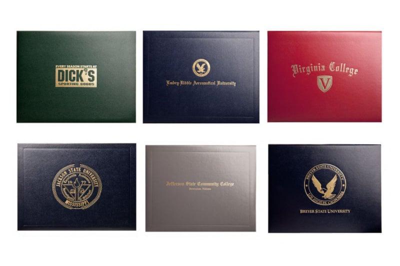 How To Design A Custom Diploma Cover