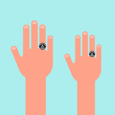 Graduation Rings for Your Preschooler