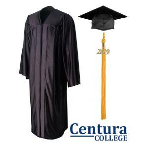 2019 Graduates Centura College - Graduation Cap, Gown & Tassel