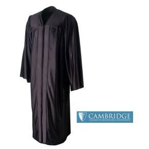 Cambridge Health Education - Medical Assistant- Gown Only
