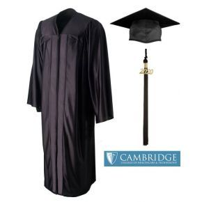 Cambridge Health Education - Medical Assistant- Cap, Gown & Tassel