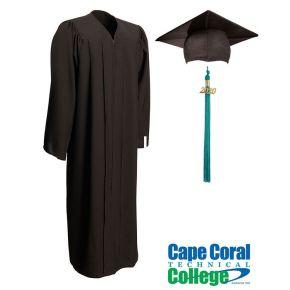 Cape Coral Graduation Cap, Gown & Tassel