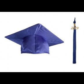 Core Placer Charter School Graduation Cap & Tassel