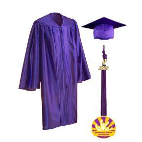 Empowerment Academy Charter School Graduation Cap, Gown & Tassel