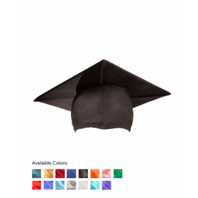 Child Matte Graduation Cap Only
