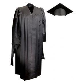 Masters Economy Cap & Gown
