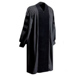 Premium Doctoral Gown
