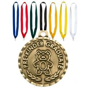 Child Pre-Kinder Medal