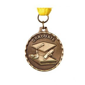 Child Graduate Medal