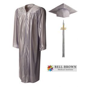 Bell-Brown Medical Institute - Patient Care Technician - Cap, Gown & Tassel