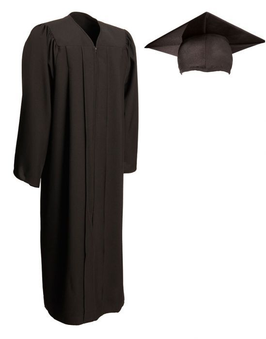 University Graduation Cap One Size Fits All Academic Mortarboard