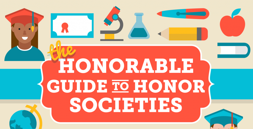 honorable guide to honor societies