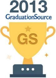 graduation source 2013 trophy